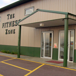 fitness zone building